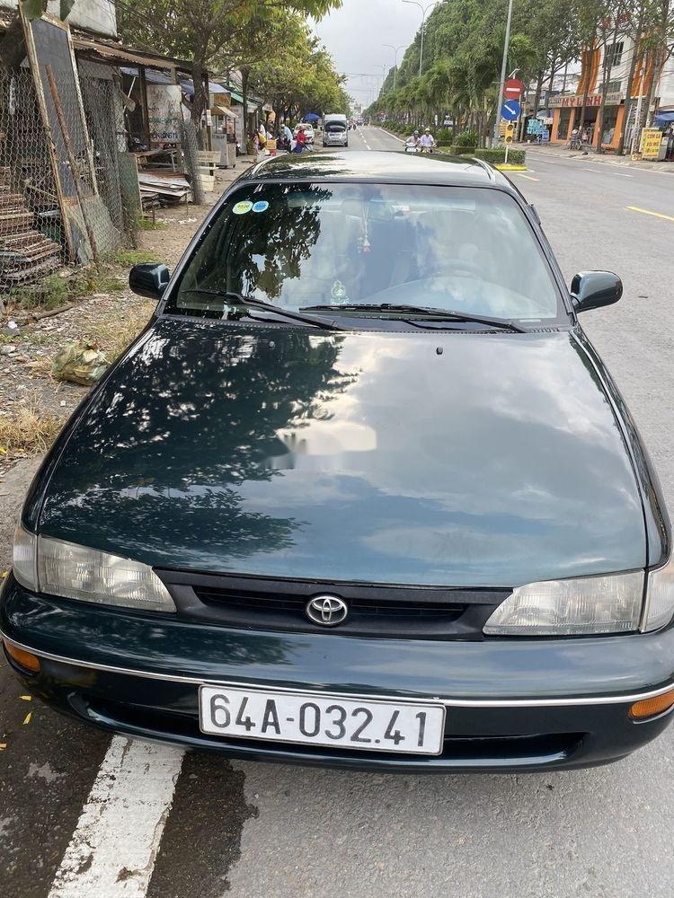 Cần bán lại xe Toyota Corolla MT sản xuất 1996, nhập khẩu nguyên chiếc (1)