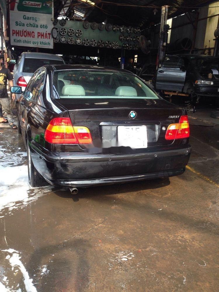 Bán xe BMW 3 Series sản xuất 2003, màu đen xe nguyên bản (6)