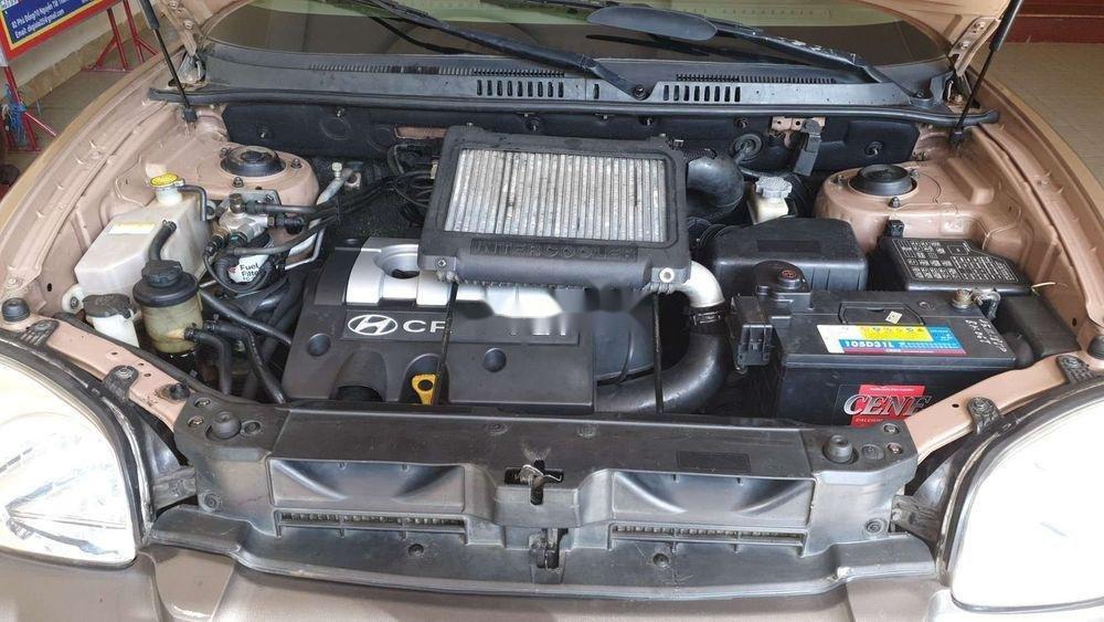 Cần bán gấp Hyundai Santa Fe AT đời 2004, nhập khẩu, giá chỉ 300 triệu (10)