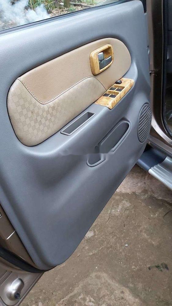 Bán Isuzu Hi lander sản xuất năm 2007, màu nâu chính chủ giá cạnh tranh xe nguyên bản (6)