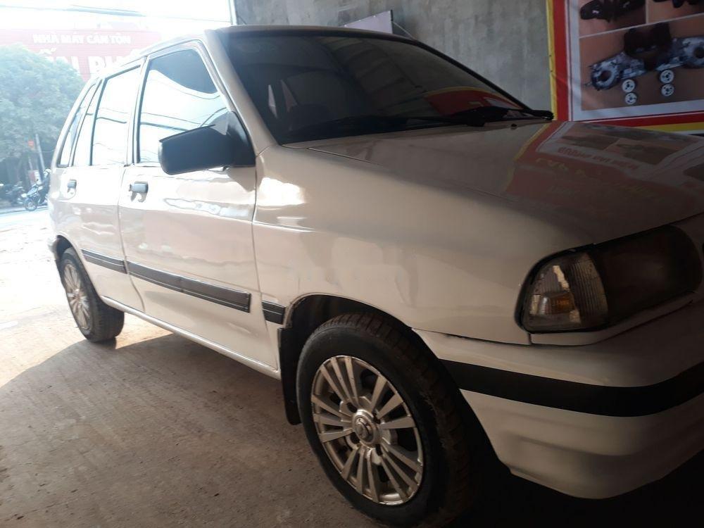 Cần bán gấp Kia CD5 sản xuất 2000, màu trắng còn mới (11)