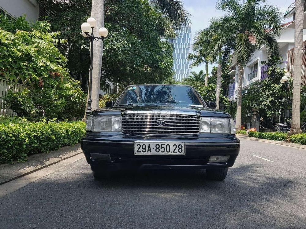 Cần bán Toyota Crown AT đời 1994, nhập khẩu, 138tr (5)