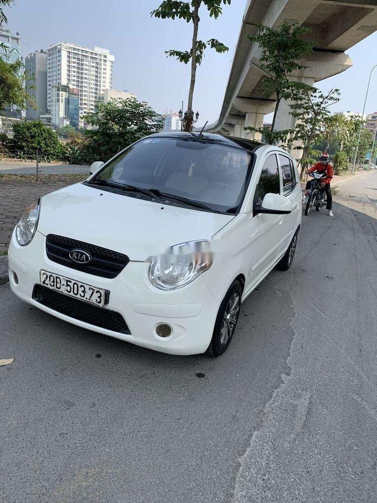 Bán Kia Morning năm sản xuất 2010, màu trắng, nhập khẩu (1)