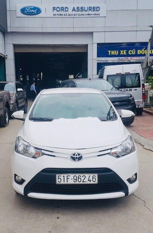 Cần bán xe Toyota Vios 2016, giá tốt xe nguyên bản (4)