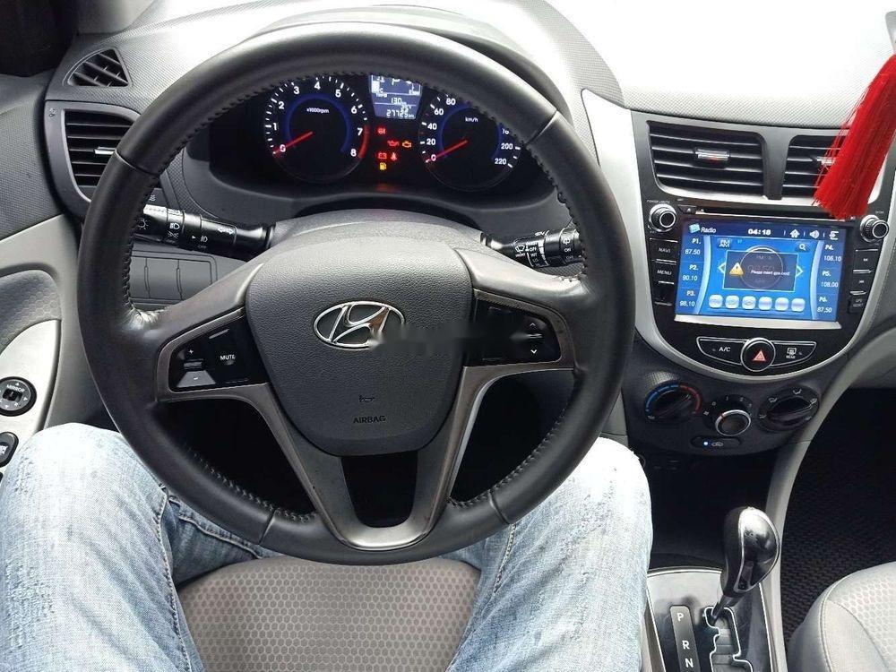 Bán xe Hyundai Accent năm 2015, xe nhập chính hãng (8)