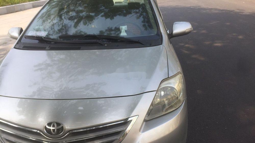 Bán Toyota Vios đời 2009, màu xám chính chủ, giá chỉ 250 triệu (1)