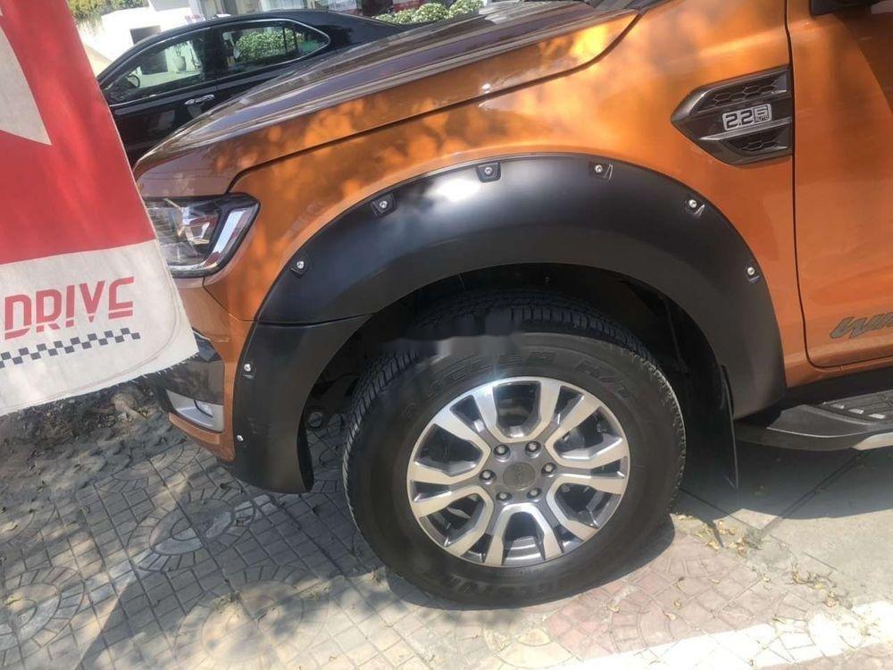 Bán Ford Ranger năm sản xuất 2018, nhập khẩu, xe gia đình (2)