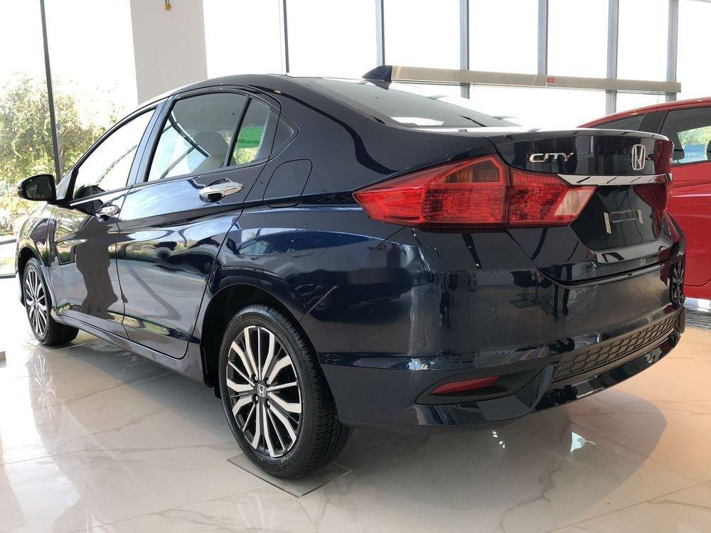 Bán ô tô Honda City năm sản xuất 2019, màu đen, giá 559tr xe nội thất đẹp (3)