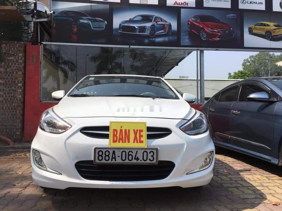 Cần bán Hyundai Accent sản xuất năm 2019, màu trắng, nhập khẩu (1)