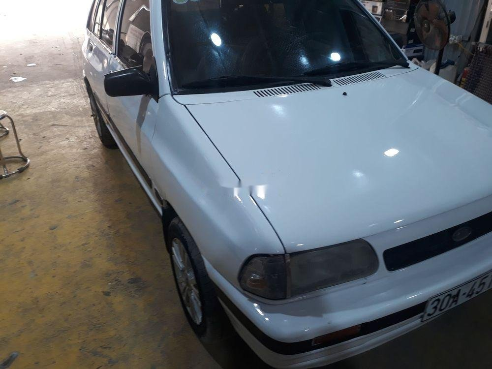 Cần bán gấp Kia CD5 sản xuất 2000, màu trắng còn mới (7)