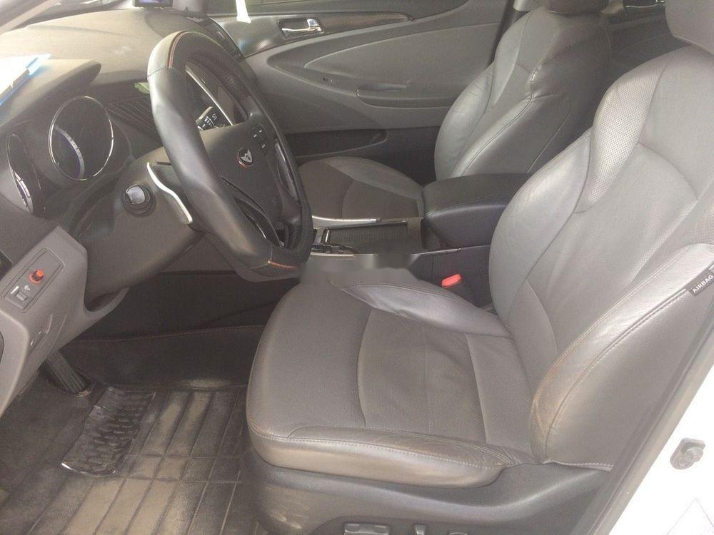 Bán xe Hyundai Sonata 2.0 AT năm 2011, nhập khẩu, giá tốt (4)