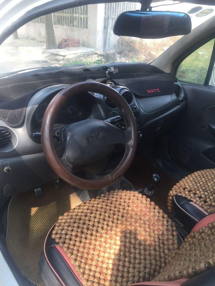 Bán Daewoo Matiz đời 2004, màu trắng, xe đẹp (5)