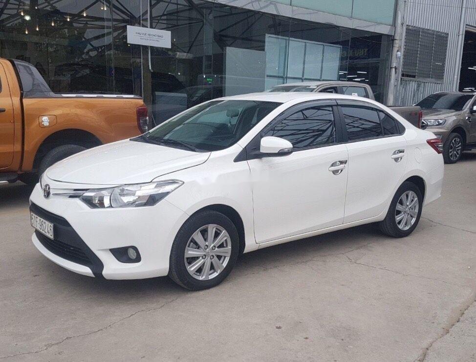 Cần bán xe Toyota Vios 2016, giá tốt xe nguyên bản (1)