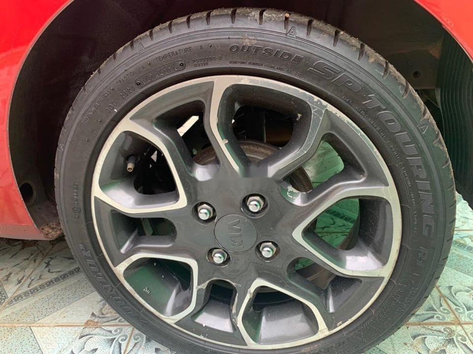 Bán ô tô Kia Morning sản xuất năm 2014, màu đỏ giá cạnh tranh, xe nguyên bản (3)
