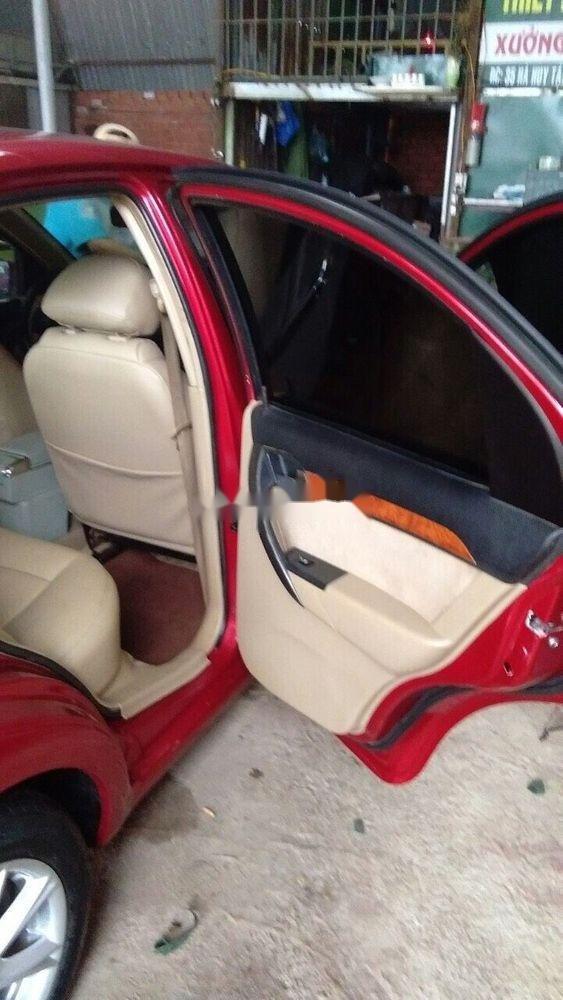 Bán xe Chevrolet Aveo sản xuất 2012, màu đỏ, giá tốt (6)