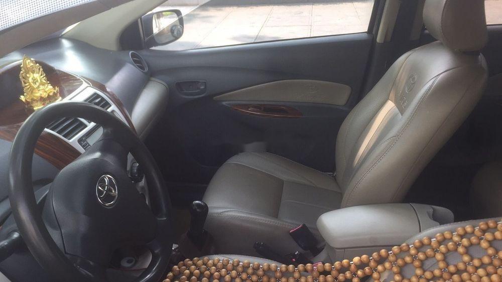 Bán Toyota Vios đời 2009, màu xám chính chủ, giá chỉ 250 triệu (2)