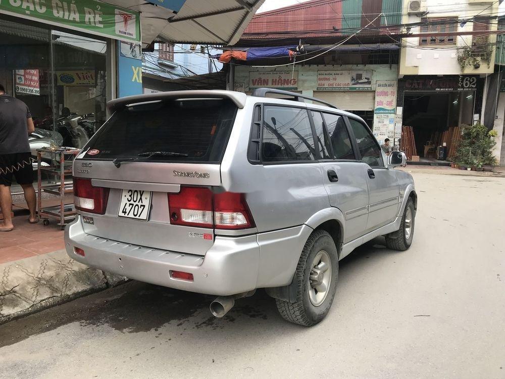 Bán ô tô Ssangyong Musso đời 2005, xe nhập chính hãng (3)