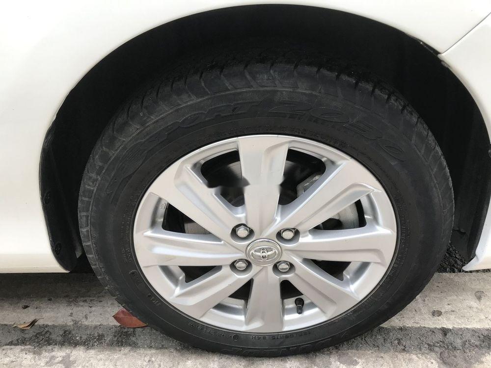 Cần bán lại xe Toyota Vios sản xuất năm 2018, màu trắng, giá 480tr (7)