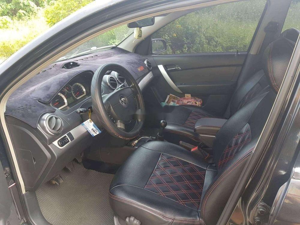 Bán Chevrolet Aveo sản xuất năm 2010, màu đen, xe nhập xe gia đình, 210tr xe nguyên bản (3)