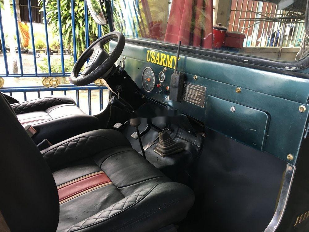 Cần bán gấp Jeep CJ đời 1980, nhập khẩu, giá 120tr (4)