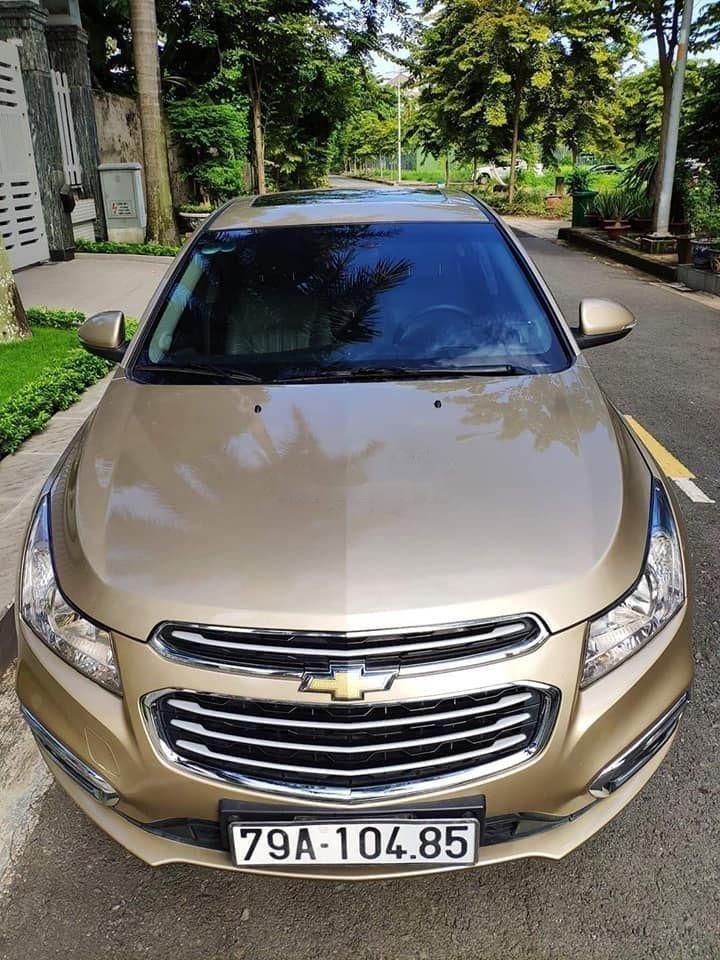 Bán Chevrolet Cruze năm sản xuất 2016, màu nâu xe gia đình, giá tốt xe nguyên bản (3)