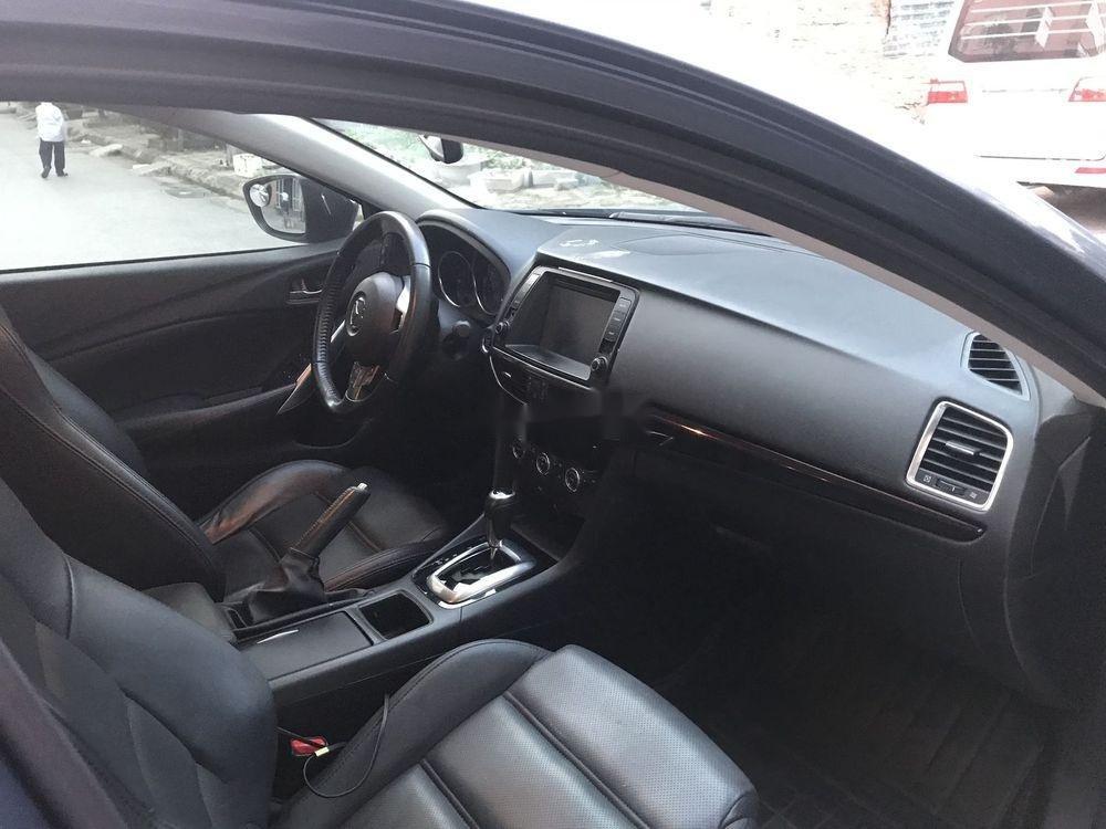 Cần bán lại xe Mazda 6 đời 2015, màu xanh lam chính chủ xe nguyên bản (6)