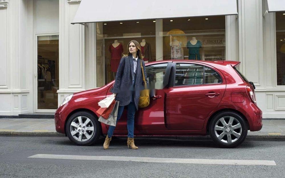 Bán Nissan Micra năm 2011, màu đỏ, nhập khẩu chính hãng (1)