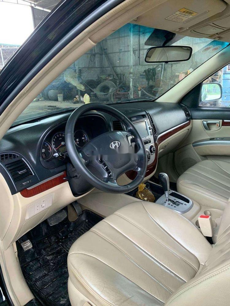 Bán xe Hyundai Santa Fe AT đời 2007, nhập khẩu giá cạnh tranh (3)