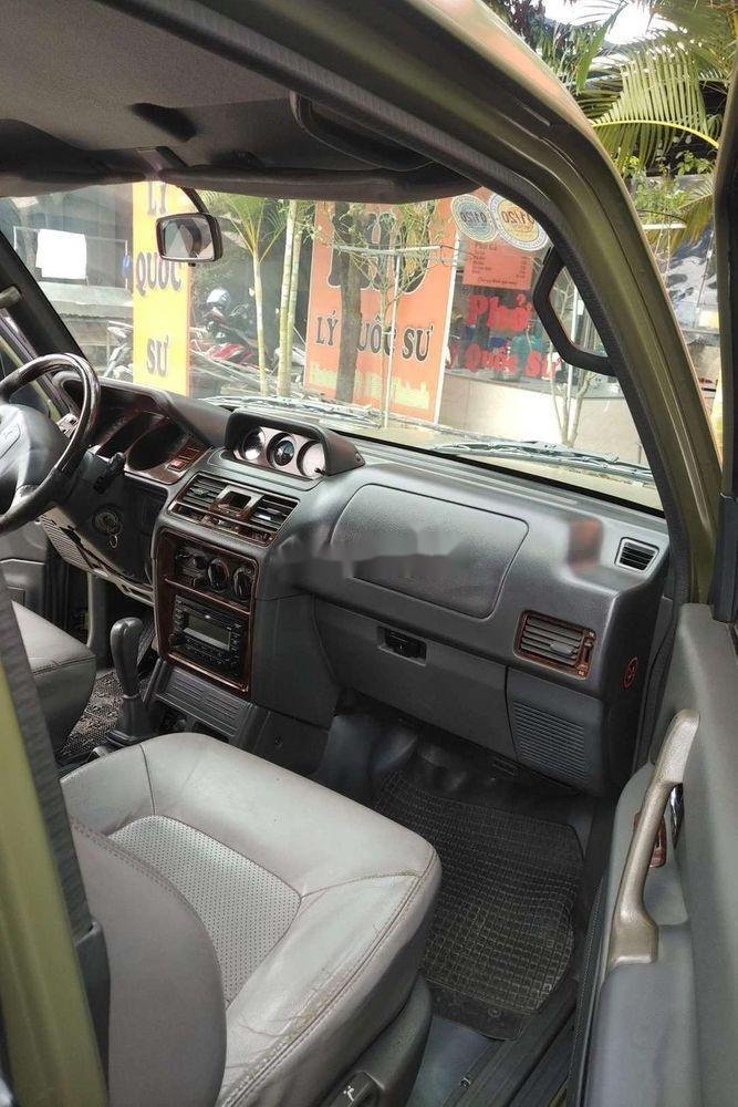 Cần bán Mitsubishi Pajero 2008 chính chủ xe nguyên bản (8)
