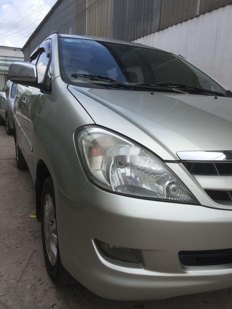 Cần bán Toyota Innova MT năm 2008, xe nhập (1)