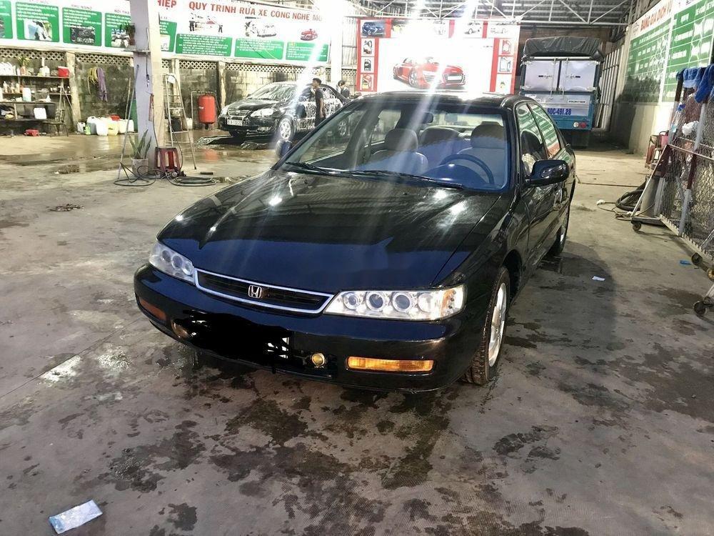 Bán Honda Accord 1994, màu đen, nhập khẩu, xe gia đình (1)