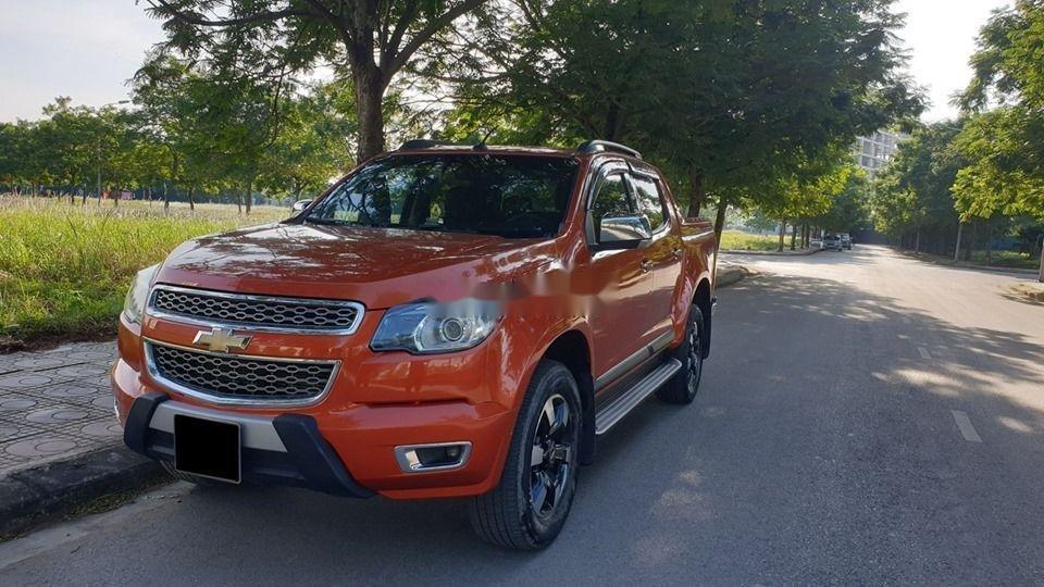 Cần bán xe Chevrolet Colorado High Country 2.8L 4x4 AT đời 2016, nhập khẩu  (2)