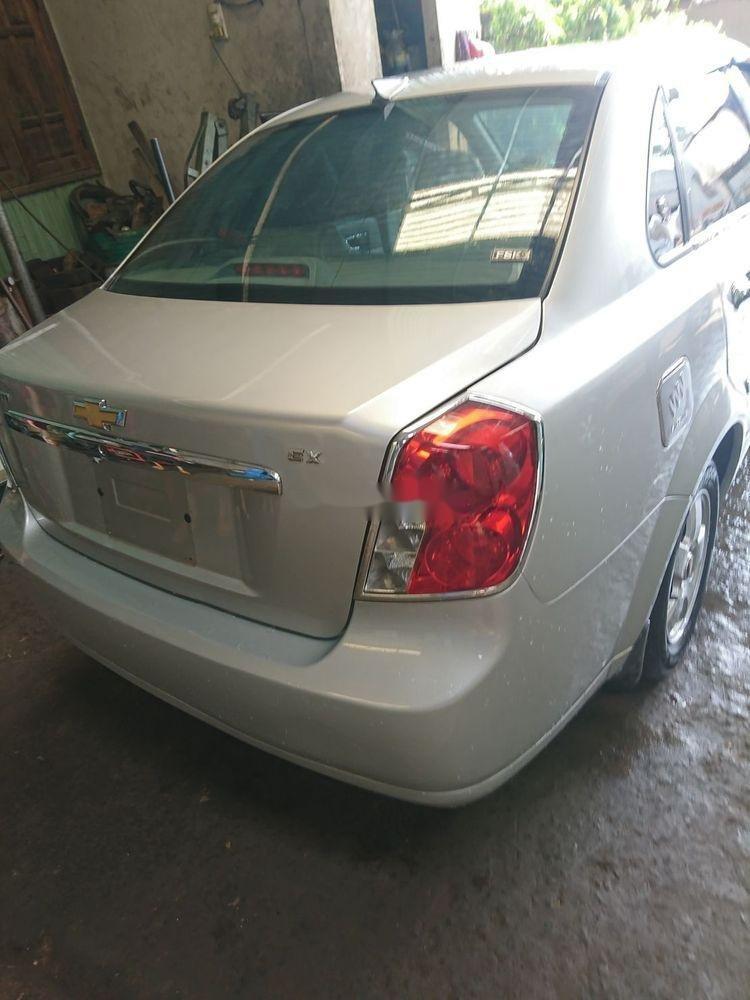 Cần bán Chevrolet Lacetti năm sản xuất 2009, màu bạc, xe nhập chính hãng (9)