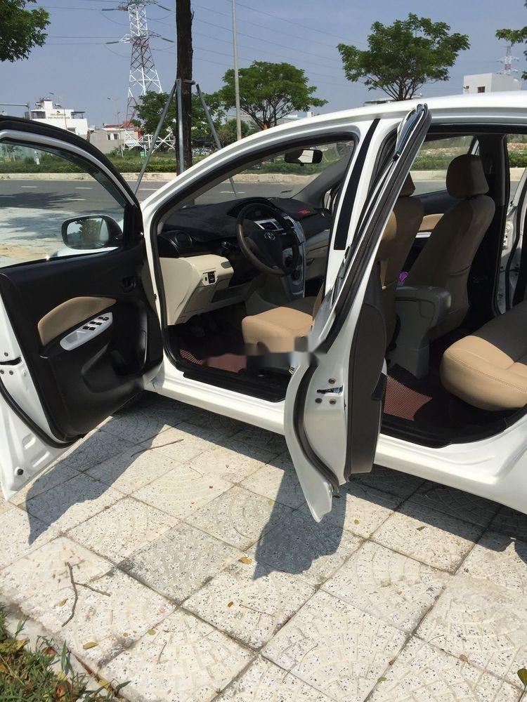 Bán Toyota Vios MT đời 2013, màu trắng, giá chỉ 289 triệu (6)