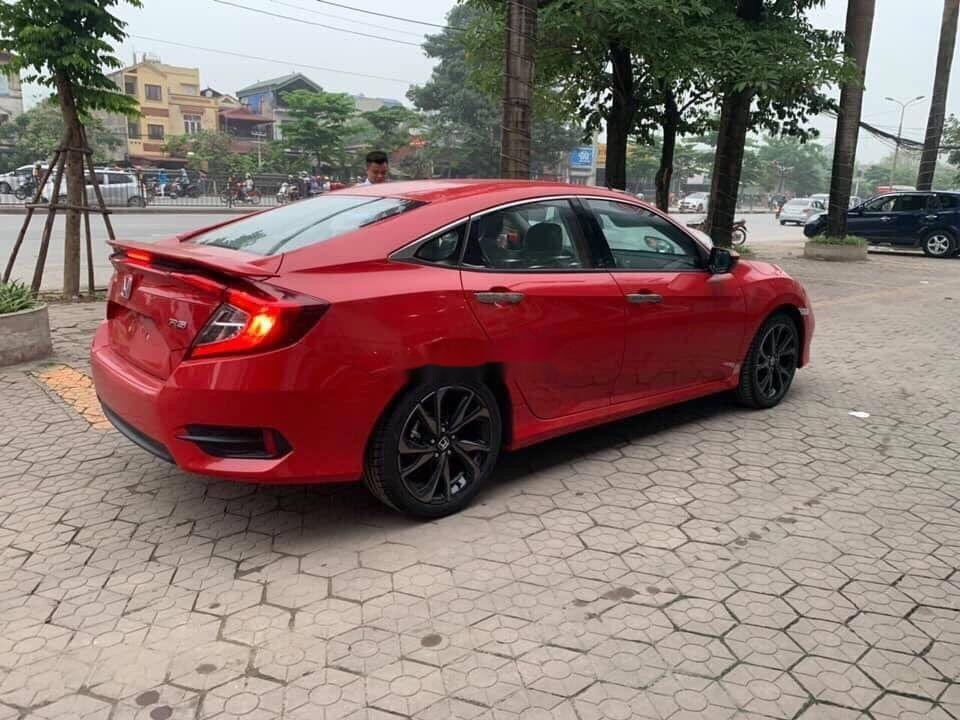 Bán Honda Civic đời 2019, màu đỏ, nhập khẩu nguyên chiếc  (5)
