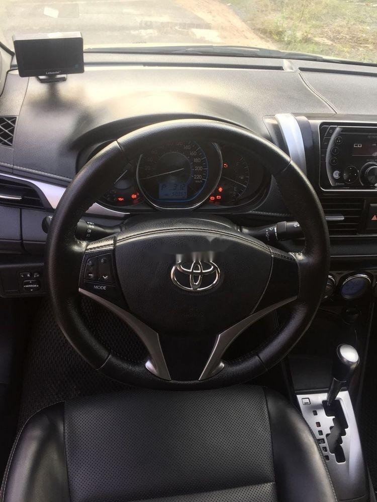 Bán ô tô Toyota Vios 2015, 460tr xe nguyên bản (7)