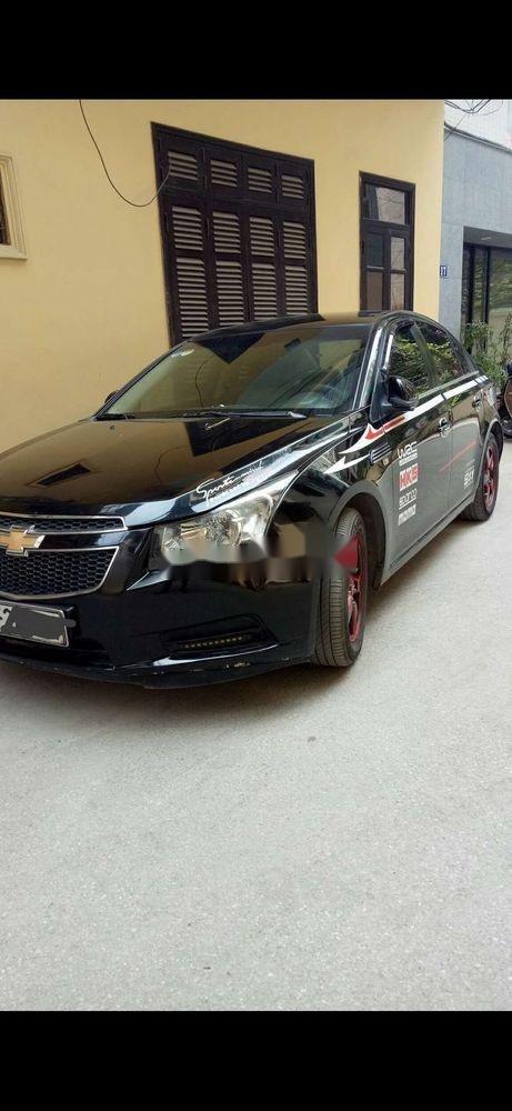 Bán Chevrolet Cruze năm 2011, màu đen, xe nhập chính hãng (4)