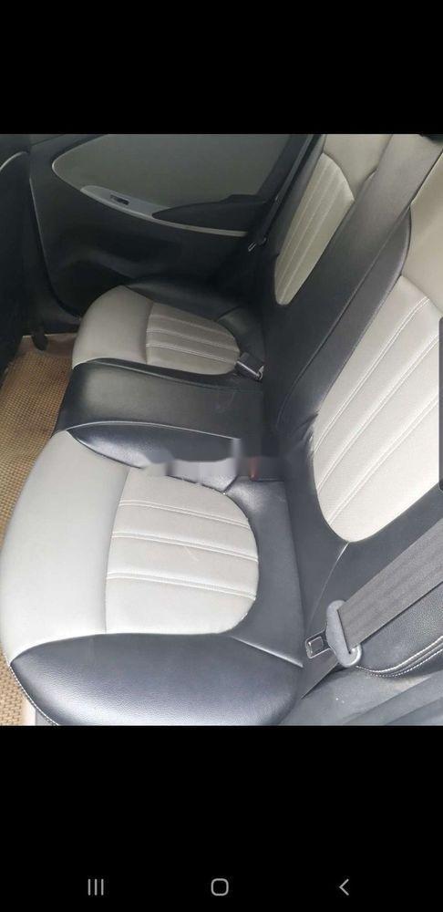 Bán Hyundai Accent 2011, màu bạc, nhập khẩu, giá tốt (6)
