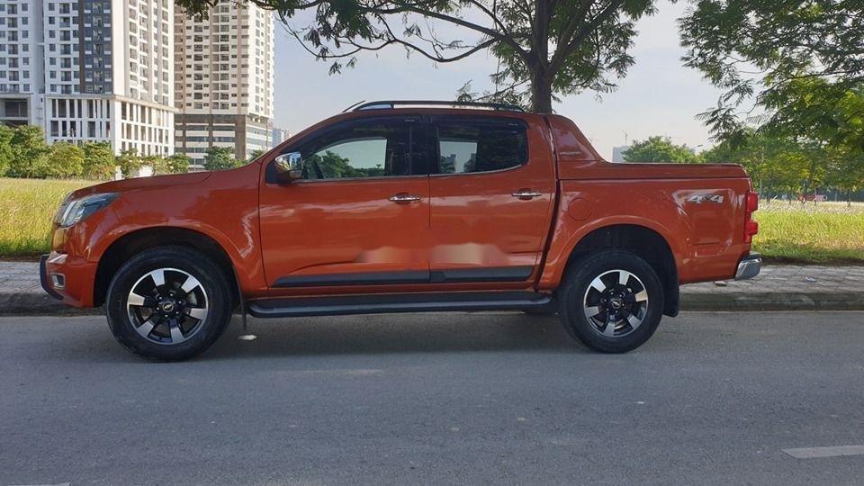 Cần bán xe Chevrolet Colorado High Country 2.8L 4x4 AT đời 2016, nhập khẩu  (1)