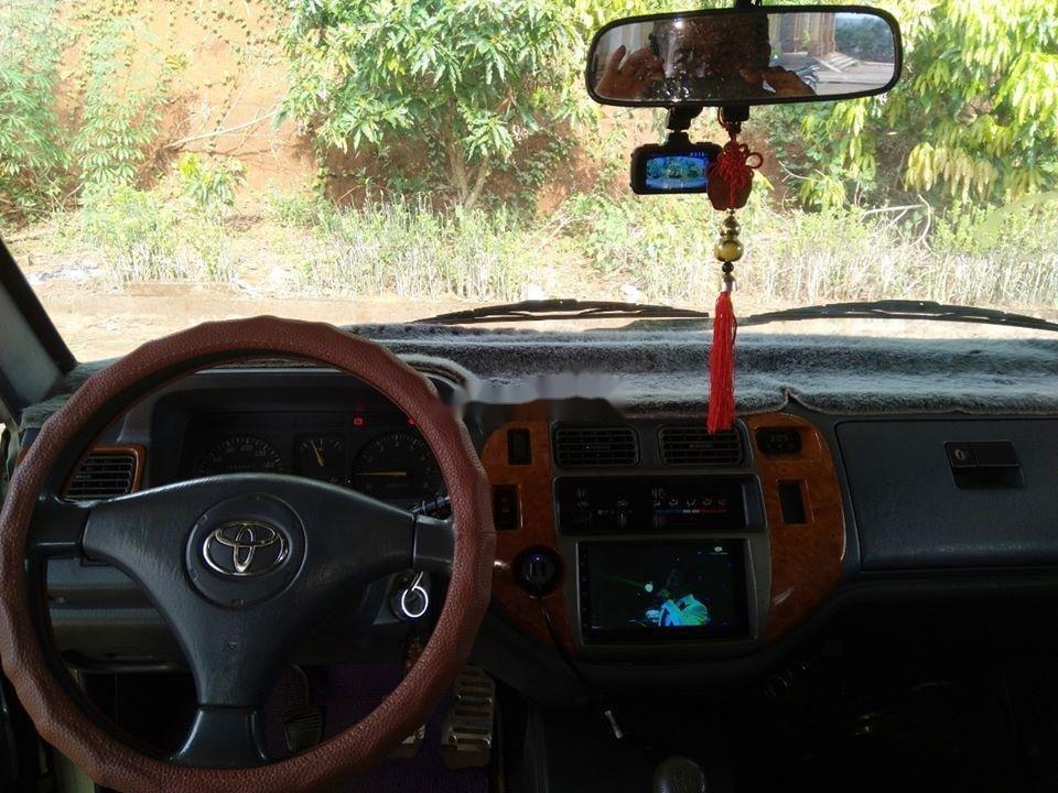 Bán Toyota Zace đời 2005, màu bạc, xe cũ (5)