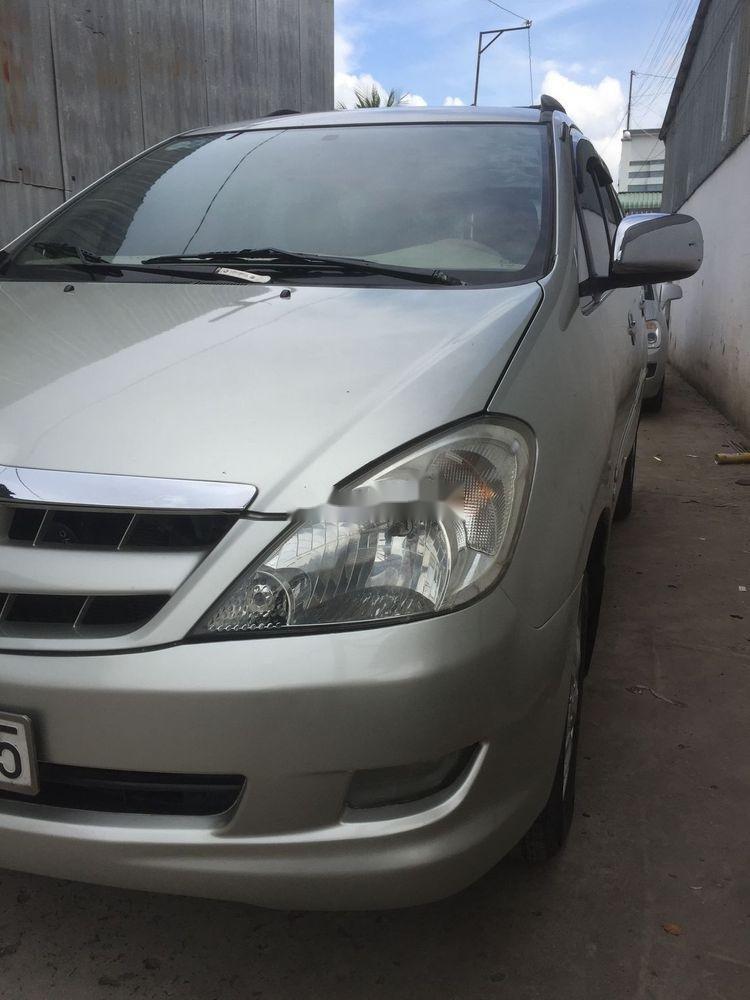 Cần bán Toyota Innova MT năm 2008, xe nhập (2)