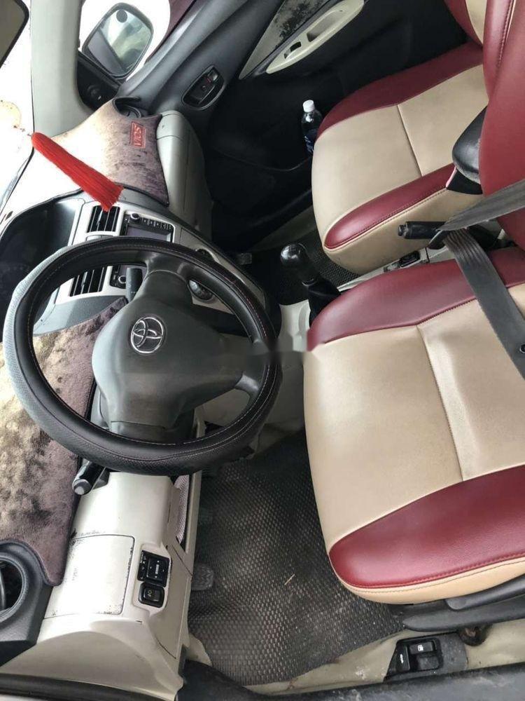 Cần bán xe Toyota Vios sản xuất 2009, màu bạc  (6)