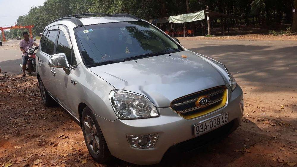 Bán Kia Carens năm sản xuất 2008, nhập khẩu nguyên chiếc, giá chỉ 348 tr xe nguyên bản (1)