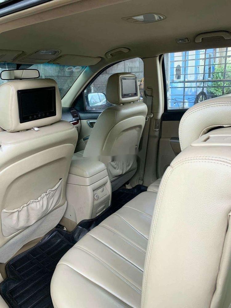 Bán xe Hyundai Santa Fe AT đời 2007, nhập khẩu giá cạnh tranh (4)