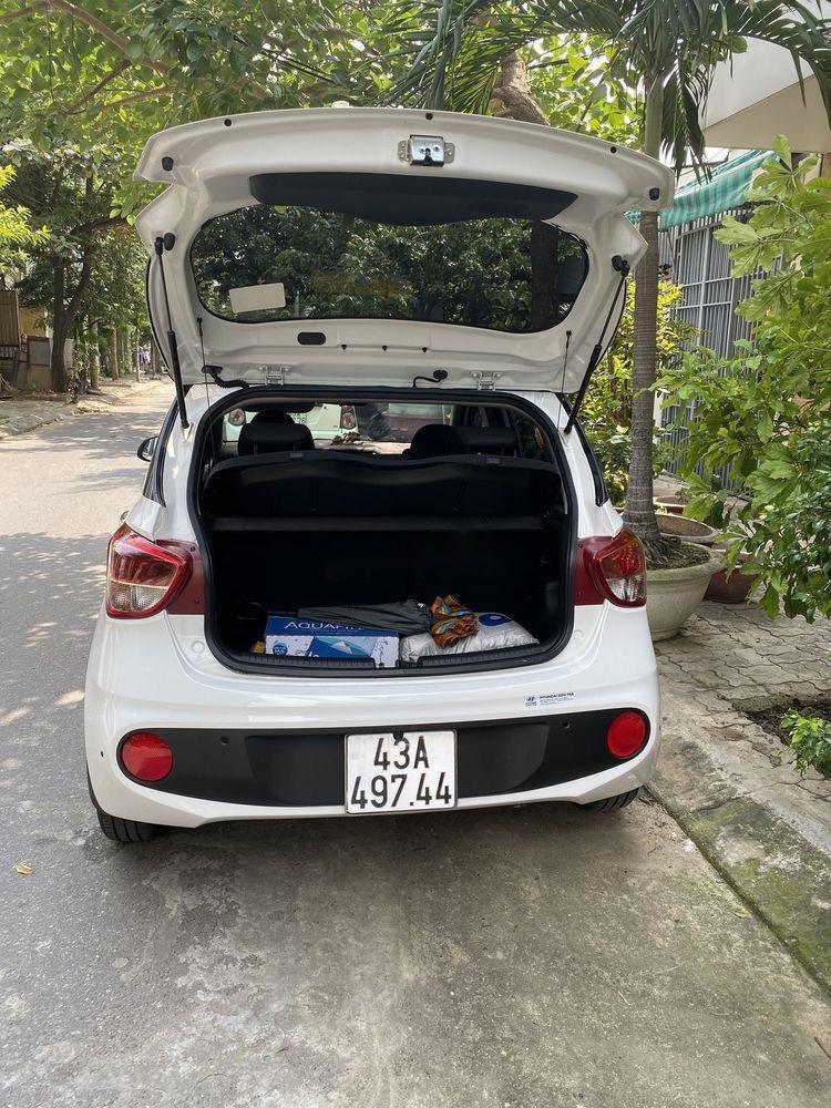 Cần bán lại xe Hyundai Grand i10 sản xuất 2019, màu trắng, xe nhập chính hãng (4)