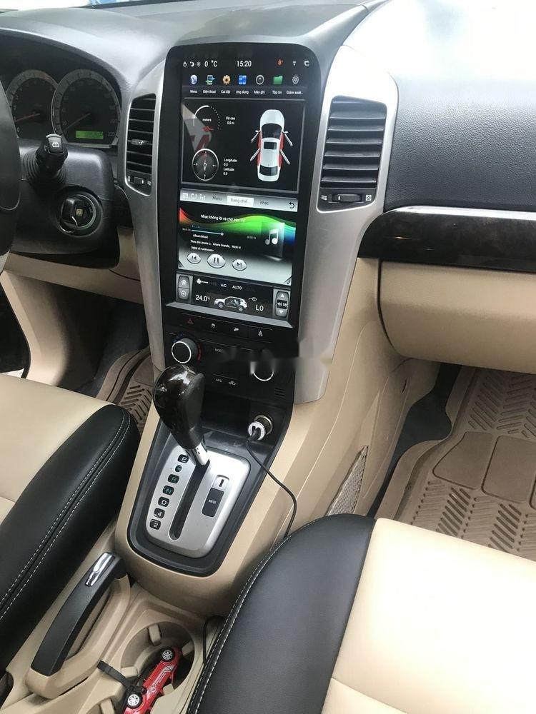 Bán Chevrolet Captiva sản xuất 2008, màu đen, nhập khẩu  (4)