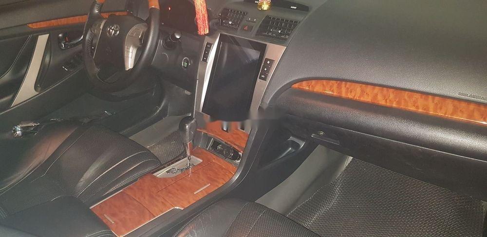Bán Toyota Camry 2009, màu đen, 580 triệu, xe cá nhân (4)