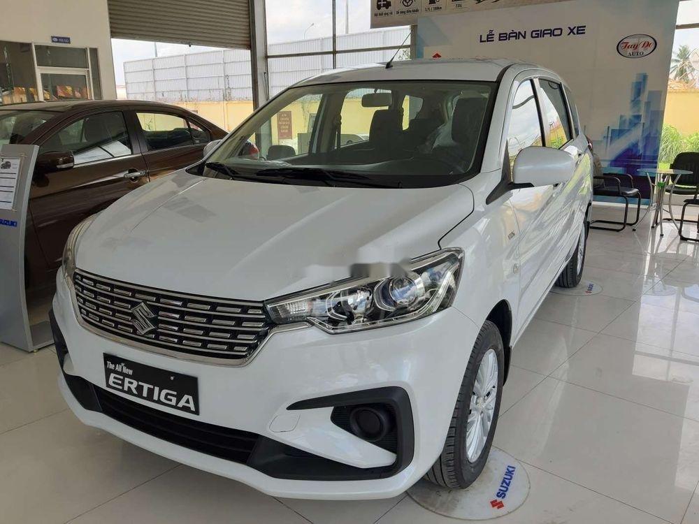 Bán Suzuki Ertiga đời 2019, màu trắng, nhập khẩu nguyên chiếc (2)