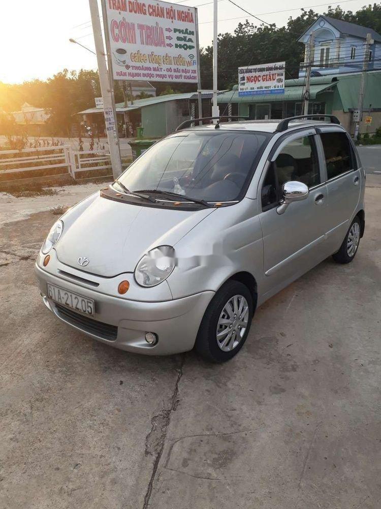 Bán Daewoo Matiz SE năm sản xuất 2005, giá tốt (1)