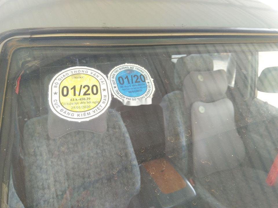 Bán Toyota Zace đời 2005, màu bạc, xe cũ (3)